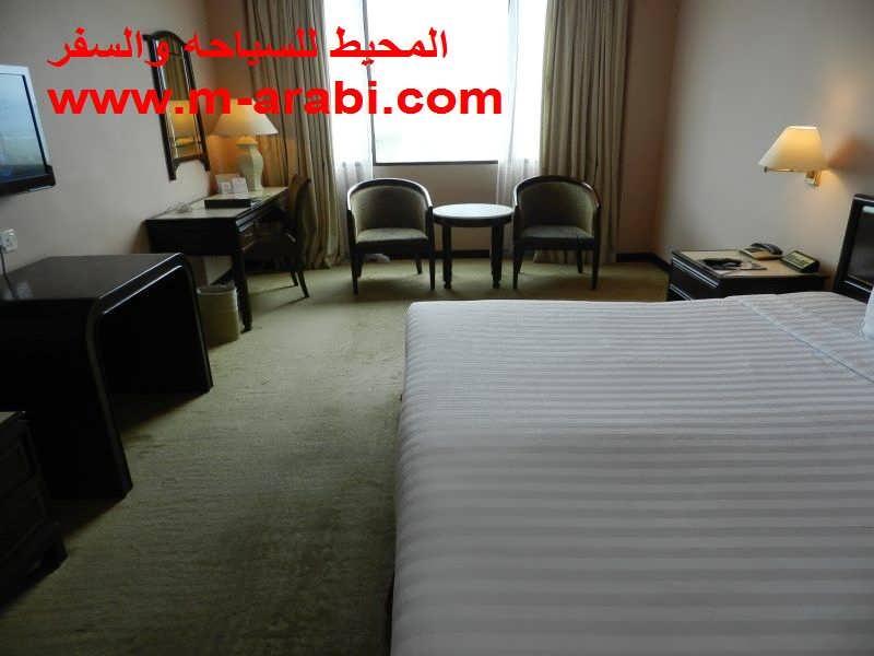 فندق البايفيو في جزيرة لنكاوى Bayview Hotel Langkawi