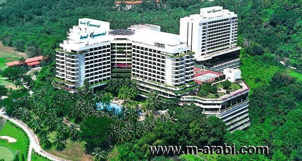 فندق اكواتوريال بينانج Hotel Equatorial
