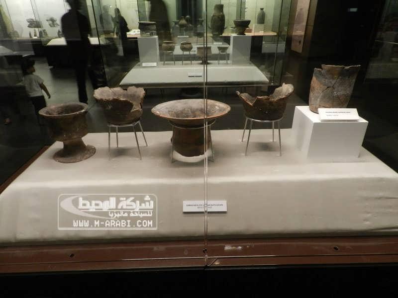 رد: تقرير مصور عن المتحف القومي في كوالالمبور